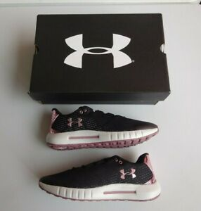 2767406495a7a Details about Under Armour Women's Micro G Pursuit SE Running Shoes Black  NWT