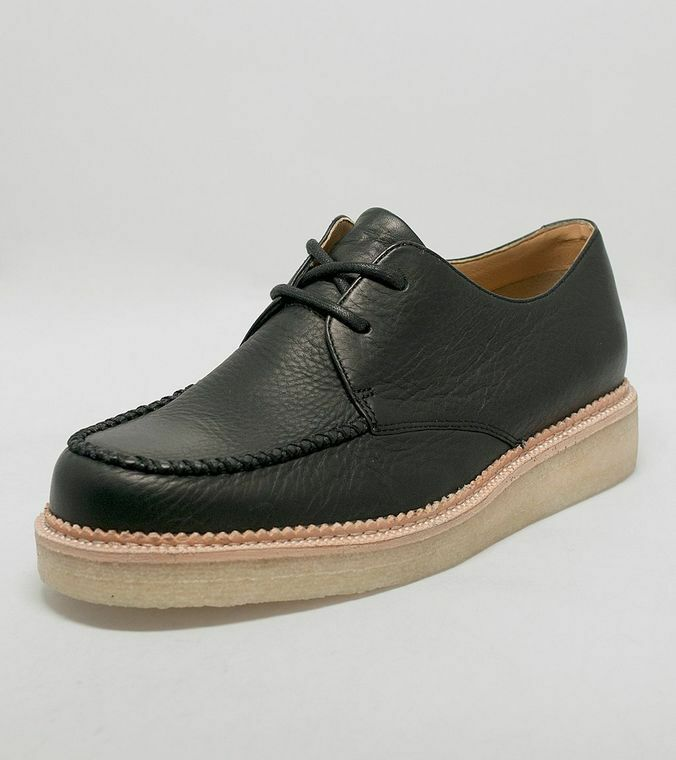 Clarks Originals ** Wallabee Beckery ** campo ** Nero Lea ** Beckery G f1b980