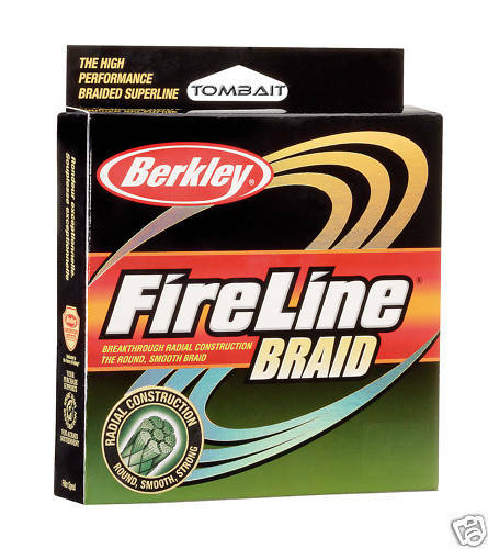 Berkley FireLine Braid 0,14mm Woven 110m (  M)