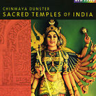 Sacred Temples of India by Chinmaya Dunster (CD, Sep-2002, New Earth Records)