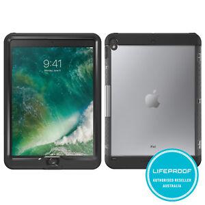 Genuine-Lifeproof-Nuud-Case-cover-for-Apple-iPad-Pro-12-9-034-inch-Waterproof-Black