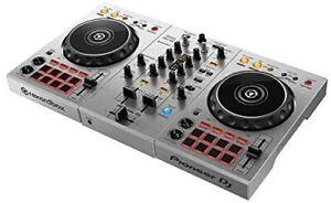 Pioneer-DJ-Controller-DDJ-400-S-Silver-IKEBE-Store-Limited-Model-w-License-Key