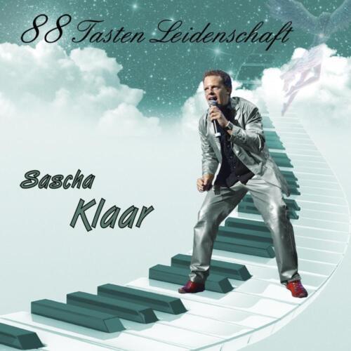 1 von 1 - CD 88 Tasten Leidenschaft Sascha Klaar Album (K49)