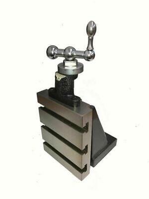 Lathe Vertical Milling Slide Attachment Fixed Base 100 x 125mm Myford 7 Series