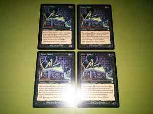 Grave-Defiler-x4-Apocalypse-Magic-the-Gathering-MTG-4x-Playset