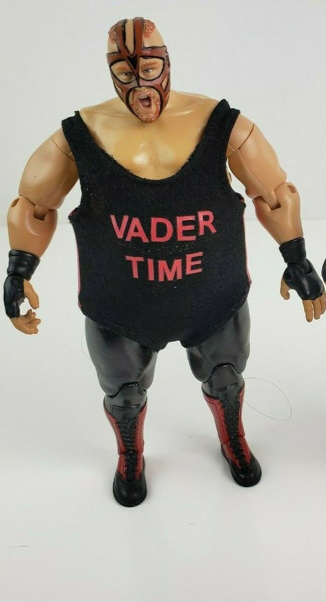 Vader Vader Time WWE Wrestling Classic Superstars Bundle Exclusive figure only