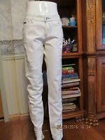 W/tags luxirie Washable Cot/span Distressed/ripped White Jeans-sz 11/30
