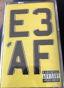 Dizzee Rascal Ltd Cassette Yellow  E3AF. New Sealed Rap Hip Hop Free Post U.K.