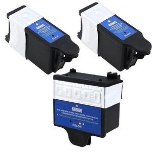 Details about 3Pk Kodak 10 Ink Cartridge Black Color for EasyShare 5100  5300 5500 ESP 3 ESP 5