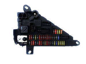 bmw series e d m sport front power distribution fuse box image is loading bmw 5 series e60 520d m sport front