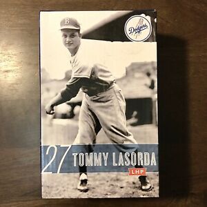 2014-Los-Angeles-Dodgers-Tommy-Lasorda-No-27-Bobblehead-Figure-Never-Opened