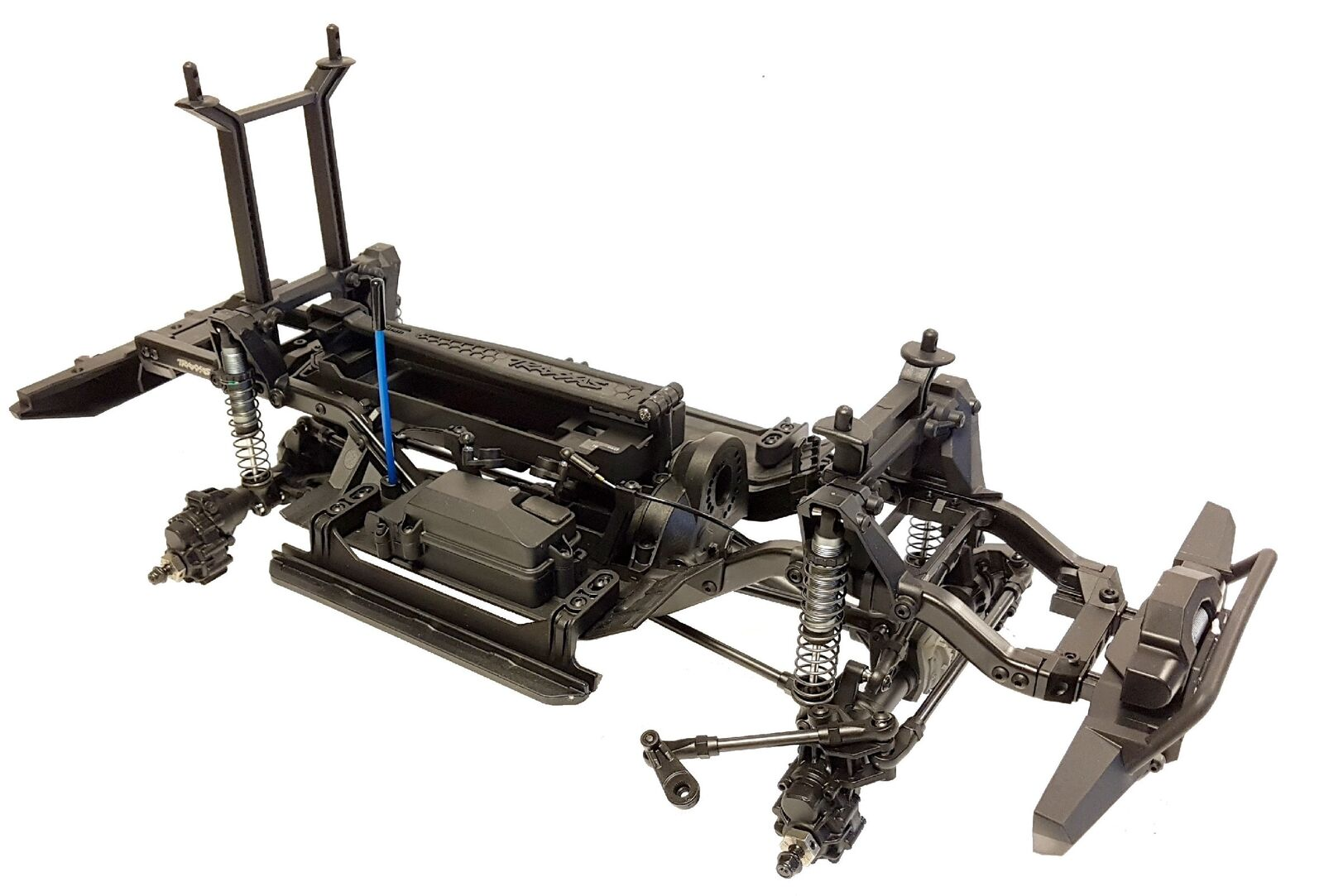 Traxxas TRX-4 Crawler - Chassis 1 10 Complete NEW