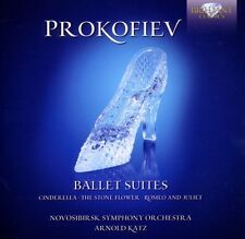 Arnold Novosibirsk Symphony Orchestra/Katz-Prokofiev: balletto VIS CD NUOVO