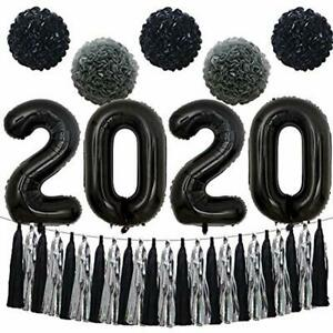 2020 New Years Eve Party Decorations Kit, Graduation ...