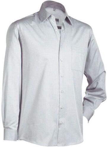 James /& Nicholson Herren Langarm Hemd Business-Freizeit Shirt I S M L XL XXL 3XL