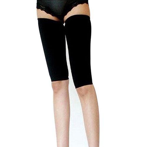 Cn _1pair Damen Slim Abnehmen Fett Buster Verbrenner Wrap Oberschenkel Bein