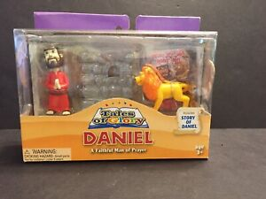 Toy-Figurine-Tales Of Glory Daniel /& The Lions  Den