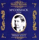 MC Cormack In Song/Prima Voce von John MC Cormack (2014)