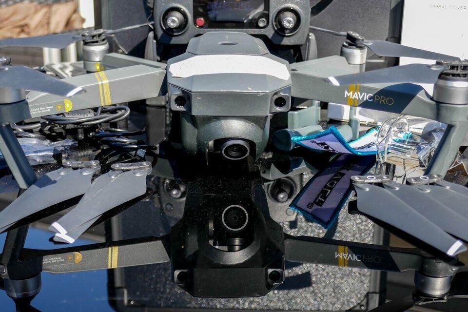 Drone, DJI Mavic Pro