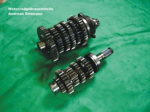 Getriebe RC17 HONDA CBX 750 F