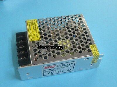 AC 100V - 240V to DC 12V Regulated Transformer Power Supply For LED Strip Light