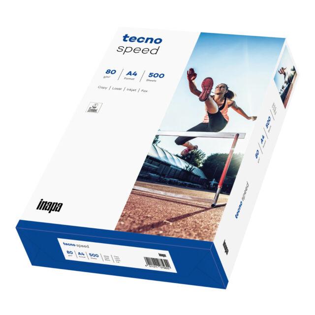Kopierpapier A4 80g 10000 Blatt MULTISPEED/SPEED Druckerpapier angenehme Weisse