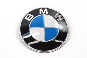 BMW-51147044207-Z4-FRONT-HOOD-EMBLEM-BADGE-OEM-03-16-NEW-GENUINE