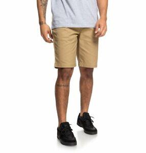 DC-Shoes-Men-039-s-Khaki-Worker-Straight-20-5-Inch-Shorts-Retail-51-99
