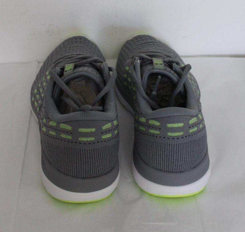 UNDER 11 ARMOUR THREADBORNE SLINGFLEX hommes ATHLETIC Chaussures SIZE 11 UNDER gris 640183
