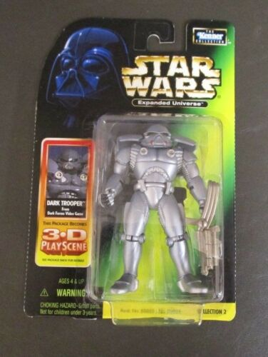 Dark Trooper 1998 STAR WARS Expanded Universe POTF Power of the Force
