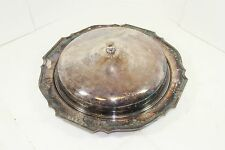 International Silver Company Barbour S.P. Co. Serving Platter with Lid #5334/14