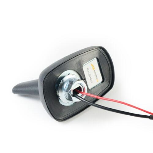 KFZ Antenne FM GPS Dachantenne Shark U2 Peugeot 306 605 206 106 205 207