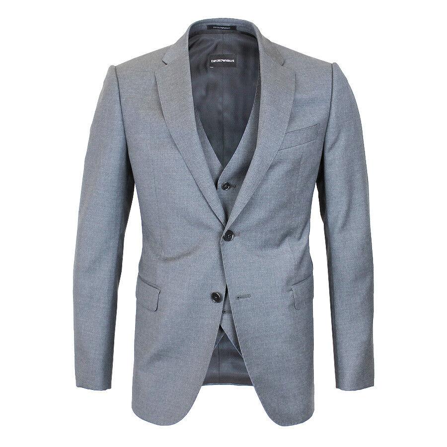Armani Collezioni M Line grau Suit UK36  Chest NEW NEW NEW WITH TAGS  | Ausreichende Versorgung  | Neuheit  | Sehr gelobt und vom Publikum der Verbraucher geschätzt  fec609