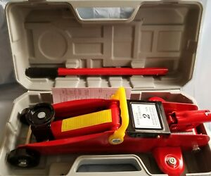 Details About New Pit Bull Chij2mpc Mini Floor Jack With Case 2 Tons Car Truck Free Shipping G