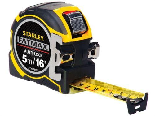 Stanley XTHT0-33503 FatMax Pro Autolock Tape 5m//16ft