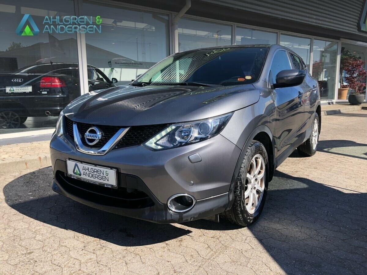 Nissan Qashqai 1,6 dCi 130 Acenta 4WD Van 5d