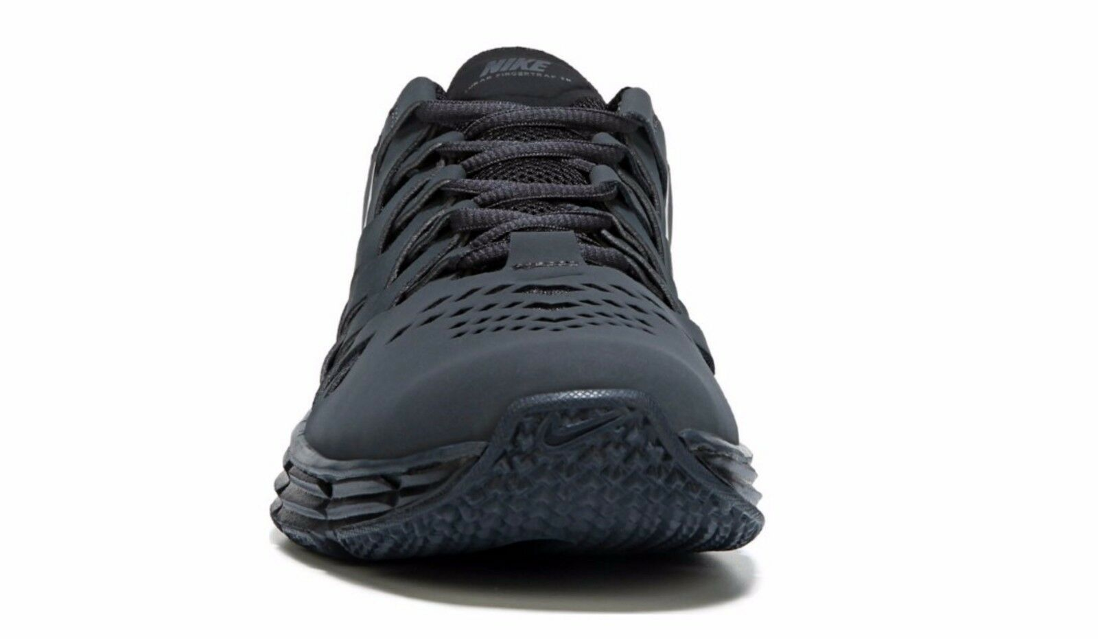 New NIKE  Hommes LUNAR FINGERTRAP TR TRAINING Chaussures  NIKE Gris / Noir 898066-010 dddd9c