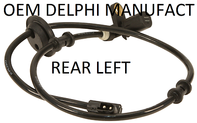ABS Speed Sensor MERCEDES LOCATION IN USA 211 540 30 17