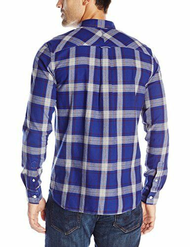 Mid M7298 458 Perry Shirt Imperial Fred Marl Winter Check 0aPOSf0q