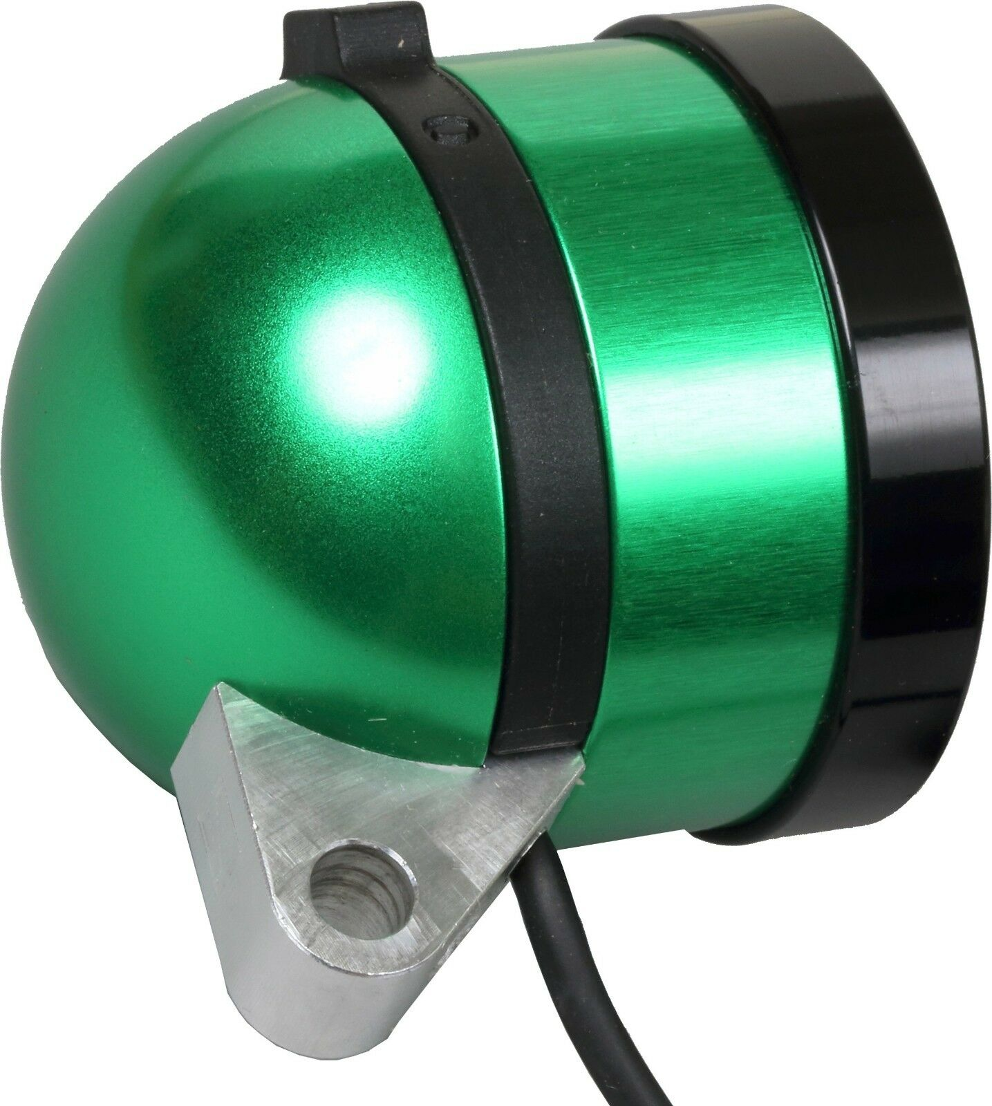 Novelty Led Headlight Son Edelux II Light Green with 55 1 8in Cabel