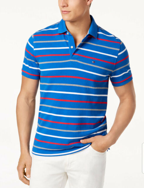 Tommy Hilfiger Men/'s Classic Short Sleeve Polo Shirt