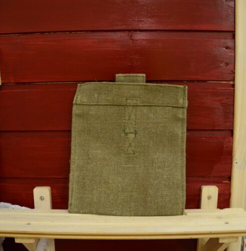 Authentic Canvas Cover Russian Soviet Army Soldier Sapper Spade, Shovel Case,