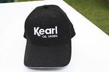 Ball Cap Hat - Kearl Oil Sands - Esso Imperial Oil - 2 Flag Version (H1624)