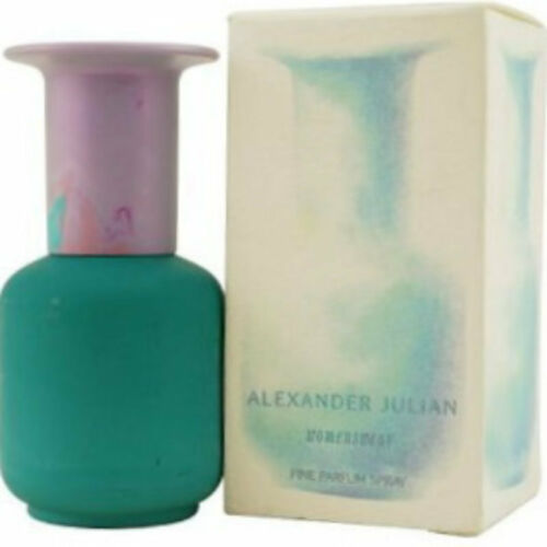 ALEXANDER JULIAN WOMENSWEAR FINE PARFUM SPRAY 60ml BNIB