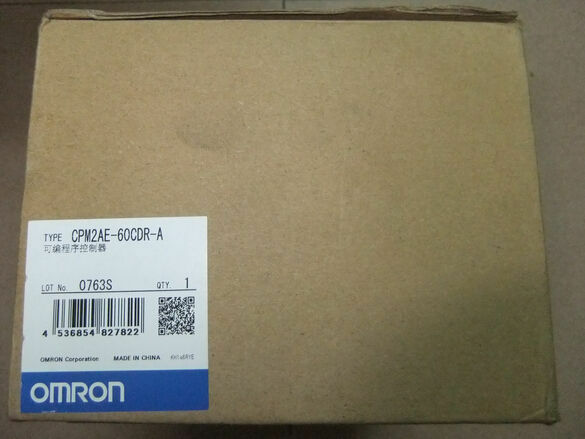 Fst Omron  PLC  NEW IN BOX  CPM2AE-60CDR-A
