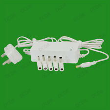 White 90W Universal Laptop Notebook Charger AC Power Adaptor, Acer, HP, Sony IBM