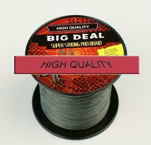 3 Color 4S Power Extra Hard 100M Spectra Dyneema Braided Fishing Braid Line NEW