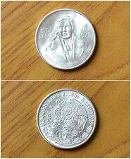 MONETA MESSICO ESTADOS UNIDOS MEXICANOS 1978 CIEN PESOS 20 gr ARGENTO 720