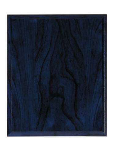 """6/""""x8/"""" Finished Wood Plaque Boards and Bases For Making Custom Awards"""