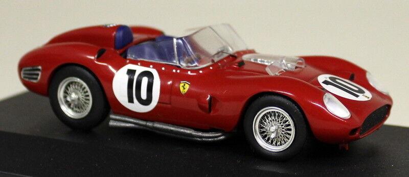 IXO échelle 1 43 - LMC080 Ferrari TR60 Le Mans 1960  10 Diecast Voiture Modèle